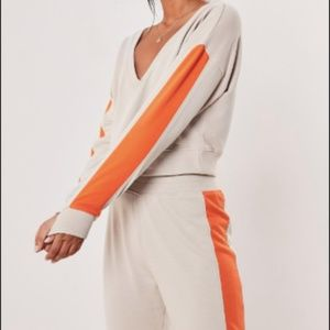Missguided sweat suit